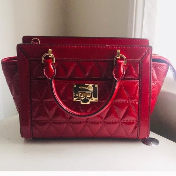 Michael Kors Vivianne Quilted Handbag